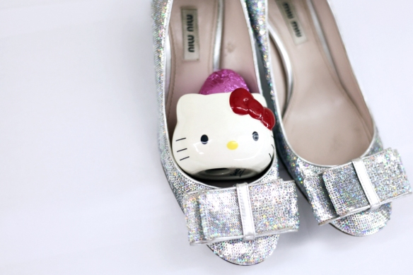 hello kitty miu miu shoes